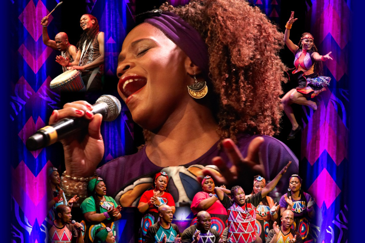 Soweto Gospel Choir - Freedom - LIGGEND - Copyright Fotografie Lorenzo Di Nozzi and Andy Philipson - HVK Productions Pty